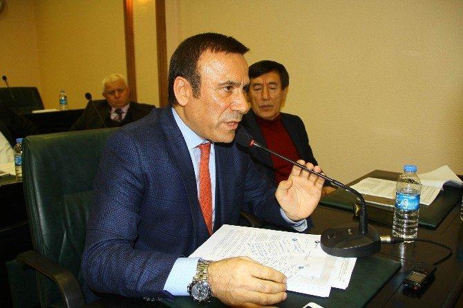 Gülsan Sanayi Sitesi İtirazları Reddedildi