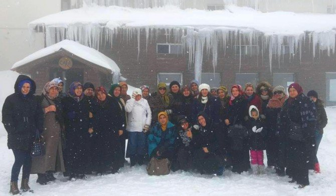 Çankırı Belediyesinin Kadın Birimleri Yeni Sezona Eğlenceli Başladı