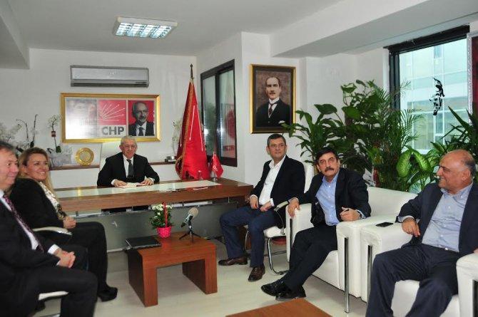 CHP'li Özel: Urla villaları konusunda gerekçeli kararın gecikmesi manidar