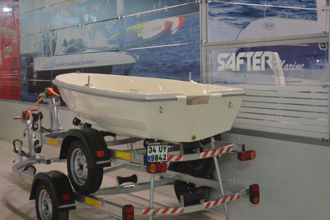 Boat Show'da 3 bin liraya tekne, 3 milyon Euro'ya yat