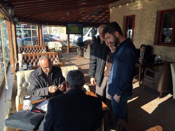 Maltepe'de İşletmelere Sigara Denetimi
