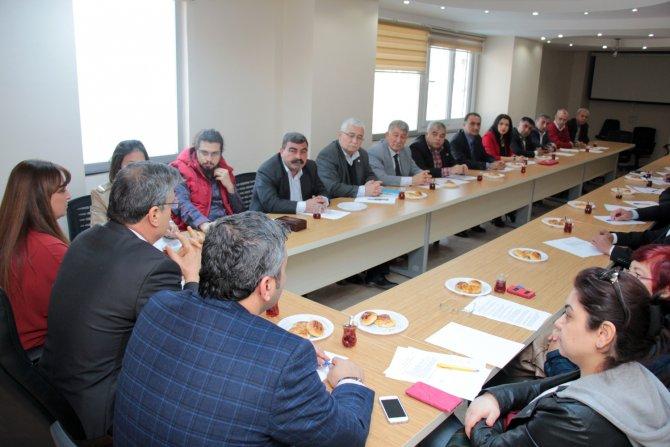 CHP İl Başkanı Barut: Parti içi eğitime önem veriyoruz