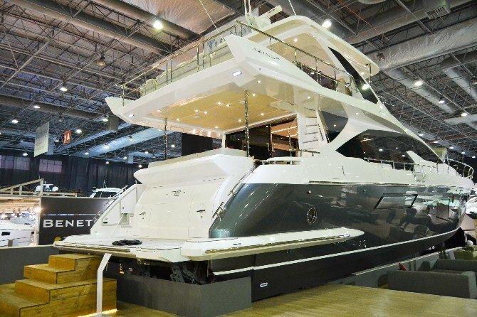 Yaklaşık 3 Milyon Euro Değerindeki Tekne Görücüye Çıktı