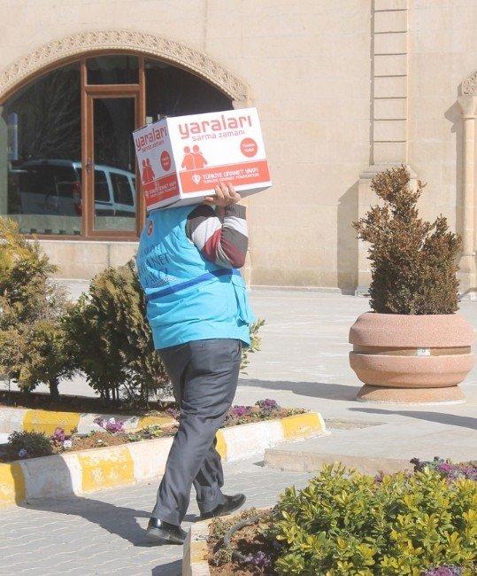 Diyanet'ten Mardin'e Yardım