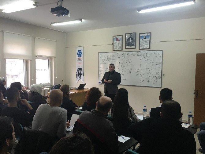 Bozüyük'teki Girişimcilik Kurslarının 2. Grup Eğitimleri Başladı