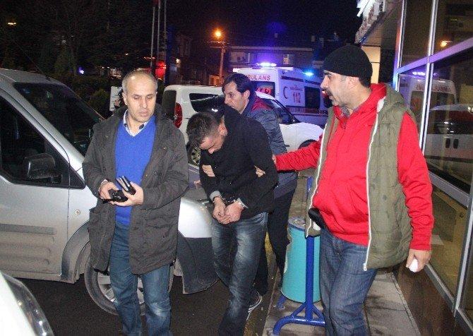 Mahallelinin Dikkati Hırsızları Yakalattı