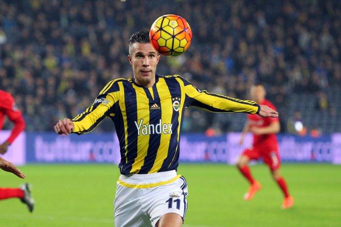 Fenerbahçe: 2 - Kasımpaşa: 0 (İlk yarı)