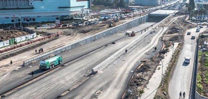 Arsuz Köprülü Kavşağı trafiğe nefes aldıracak
