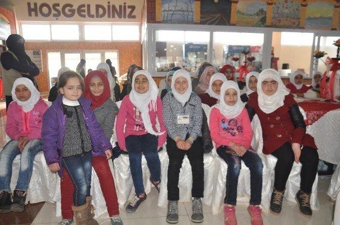 """Yumuşak: """"Suriyelilere Desteğimiz Devam Edecek"""""""