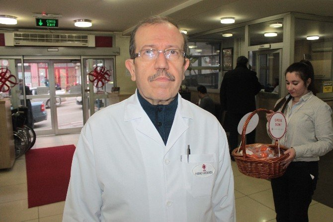 Hastaneye Gelenlere 'C' Vitamini Dopingi
