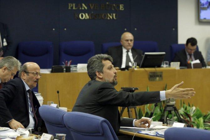 HDP'li Paylan'dan pazar günü komisyondan ayin izni talebi