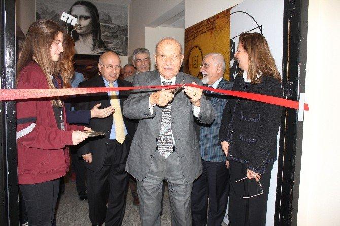 Geleceğin Girişimcilerini Yetiştirecek ''Da Vinci İnovasyon Merkezi'' Açıldı