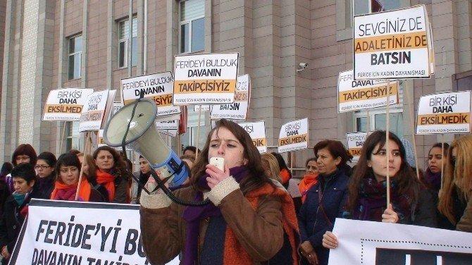 Feride Berşe'nin Davası Ereğli'de Görülmeye Başlandı