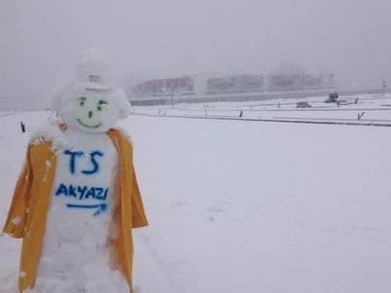 Kar Yağışı Sonrası Sosyal Medyada Kardan Adam Furyası