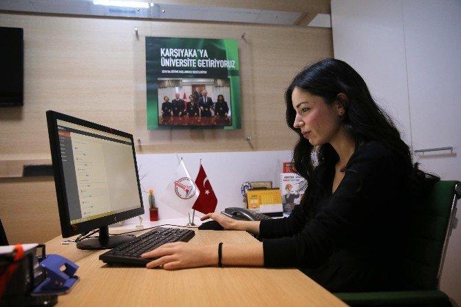 Karşıyaka Belediyesi Whatsapp'ta