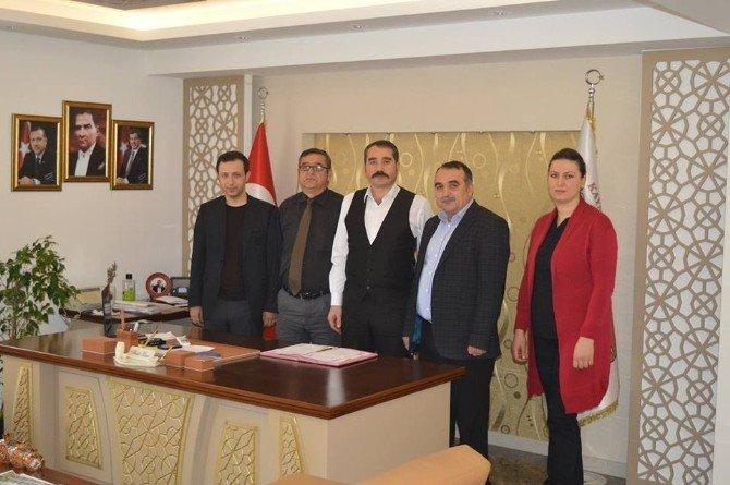 """Kaymaklı Belediyesi, """"Tarihi Ve Kültürel Mirasımızın Tanıtılması Projesi"""" Protokolü İmzaladı"""