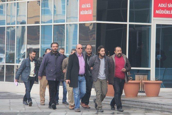 Kayseri'de El-nusra Ve El-kaide Terör Örgütüne Üye 9 Kişi Gözaltına Alındı