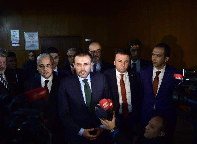 Bakan Ünal, Yeni Şafak Ve Akit Gazetesine Yapılan Saldırıyı Kınadı