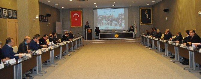 Kutso'da Şubat Ayı Meclis Toplantısı