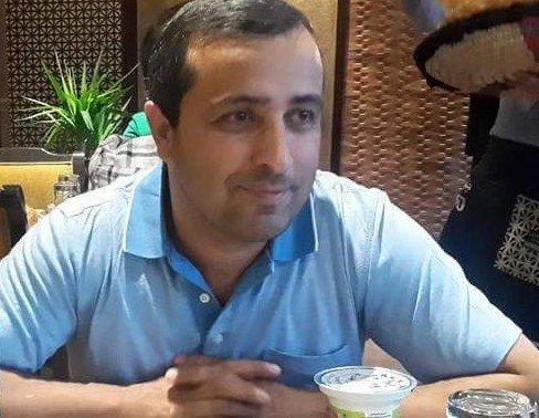 Kuzey Irak'ta Ölen İş Adamı Tokat'ta Toprağa Verildi