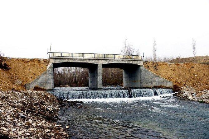Büyükşehir 2015 Yılında 12 Köprü Yaptı