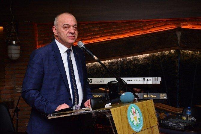 Başkan Ergün Manisa'nın Geleceğini Anlattı