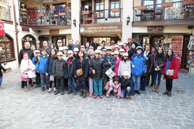 Odunpazarı Turizm Danışma Bürosu'nun Misafirlere Hizmeti