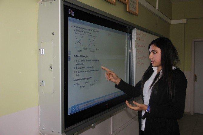 Büyükşehir'in Teknoloji Desteği, Öğrencilerin Hayallerini Değiştirdi