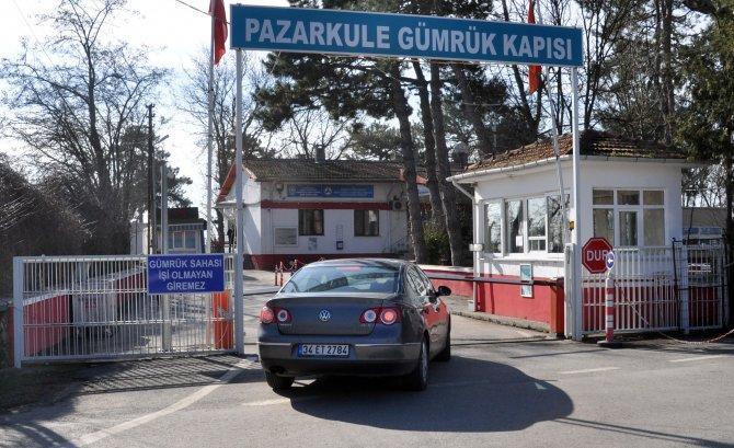 Pazarkule Sınır Kapısı giriş-çıkışlara kapatıldı