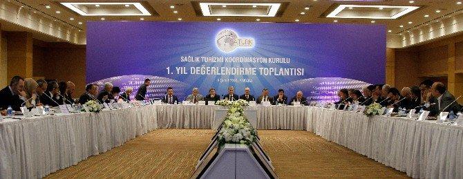 Saturk 1. Yıl Değerlendirme Toplantısı Yapıldı