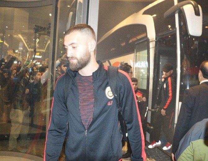 Galatasaray Mersin'de