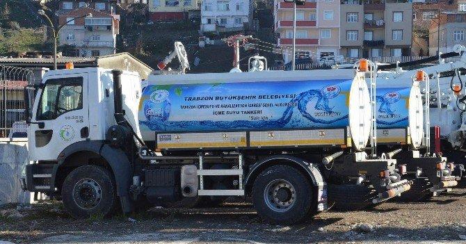 Yaz Aylarında Mahallelerdeki Su Kesintilerine 'Tankerli' Çözüm