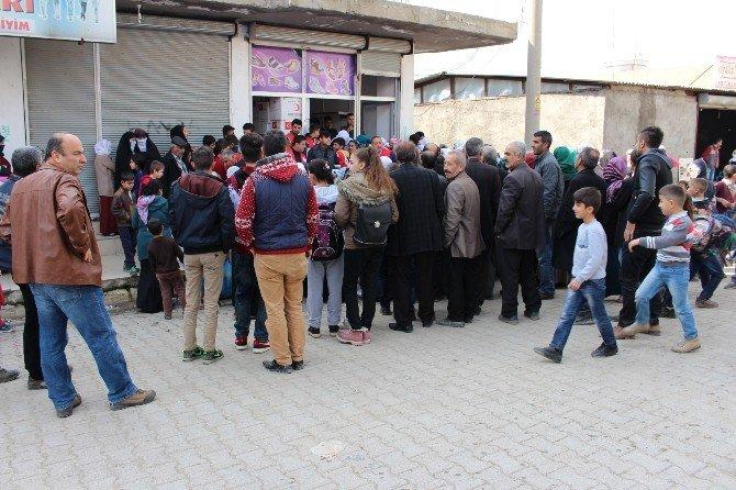 Türk Kızılayı'ndan Silopi'ye Yardım