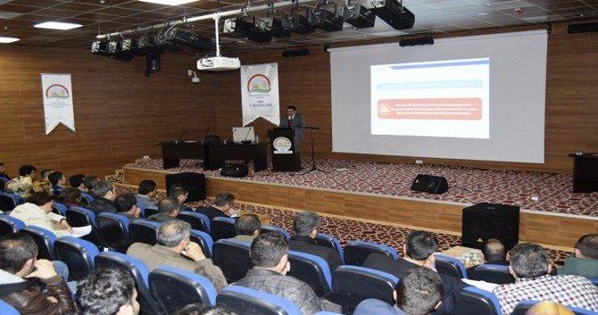 Tydd Ve TKDK Desteklemeleri Bilgilendirme Toplantısı Yapıldı
