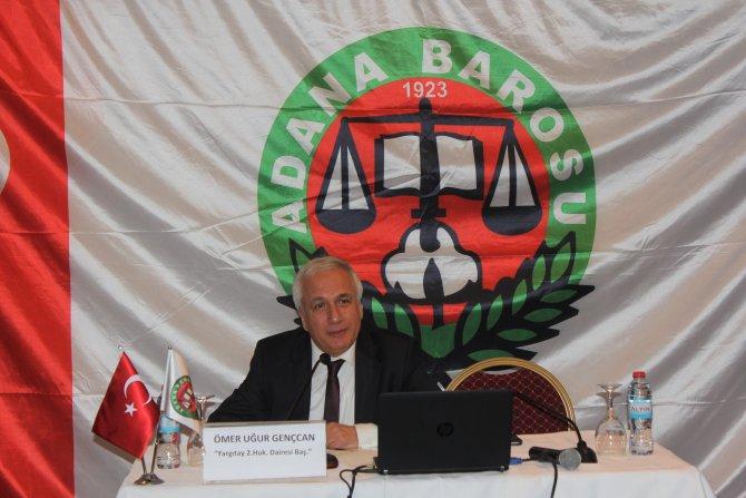 Yargıtay 2. Hukuk Dairesi Başkanı Gençcan: Şiddetin eğitimle ilgisi yok