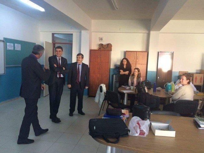 Havran'da Anadolu Lisesi Ve Sekizeylül Ortaokulu Yeni Binalarında