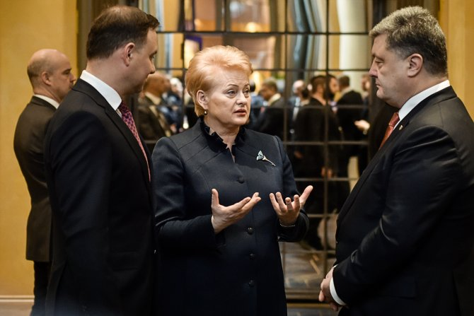 Poroşenko, Münih'te ikili temaslarda bulunuyor