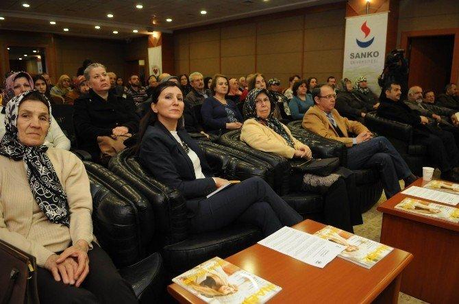 Sanko Üniversitesi'nde Halka Açık Konferans
