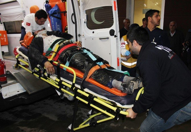 Adıyaman'da Yolcu Minibüsü Takla Attı : 22 Yaralı