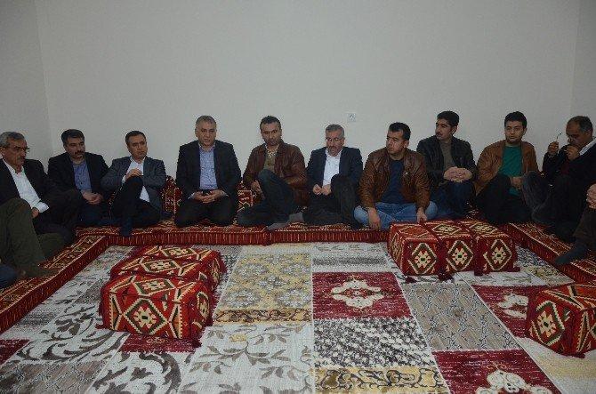 Milletvekili Boynukara'dan Kahta İlçesine Ziyaret