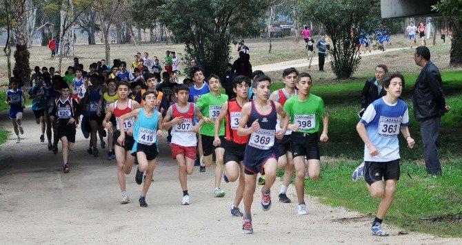 Okullararası Yıldız Ve Gençler Kros Türkiye Şampiyonası Adana'da Gerçekleştirildi