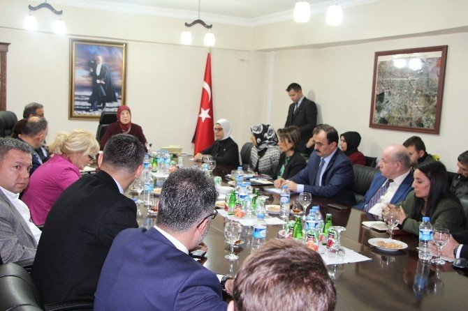 Bakan Ramazanoğlu Silopi'de