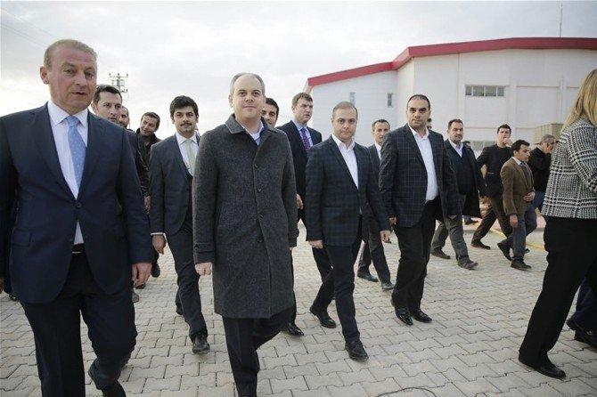 Mardin'e 10 Tane Semt Sahası Yapılacak