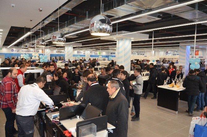 Bimeks Malatya'da Yeni Yerinde Hizmete Açıldı