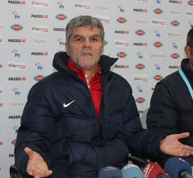 Denizlispor - Adanaspor Maçının Ardından