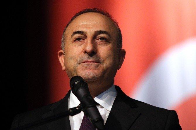"""Bakan Çavuşoğlu: """"Tertemiz Edeceğiz"""""""