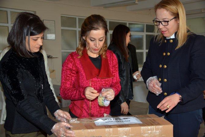Elazığ'dan, terörle mücadele eden güvenlik güçlerine destek kampanyası