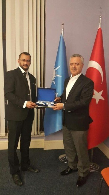 AK Parti Emet İlçe Teşkilatı Ankara'da