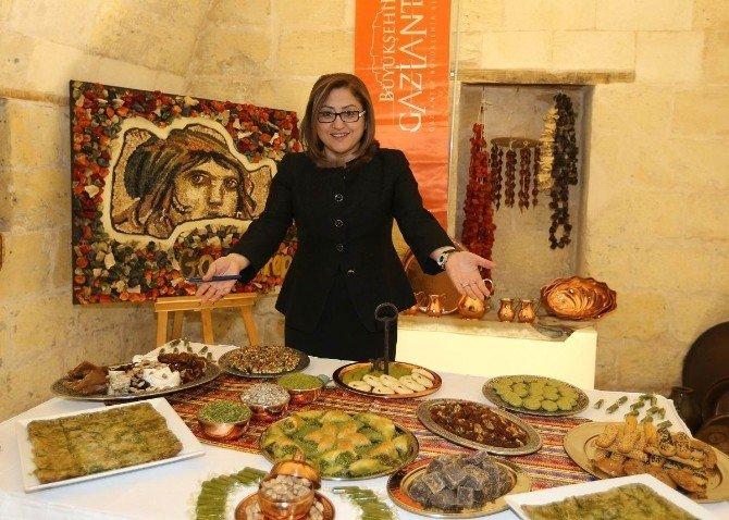 Gaziantep Mutfağı Başarısını Kutluyor