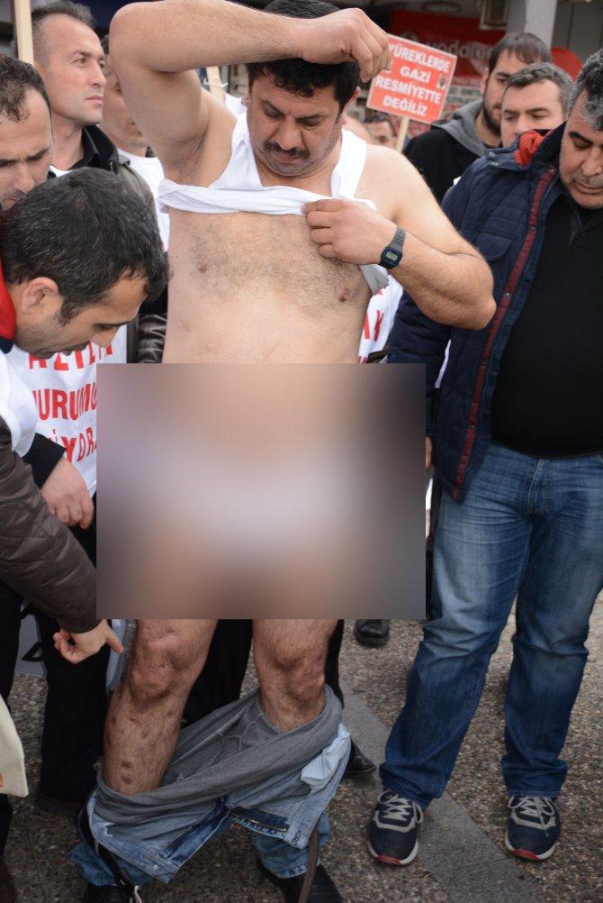 Teröristlerin düşürdüğü helikopterden kurtuldu, gazilik unvanı istiyor